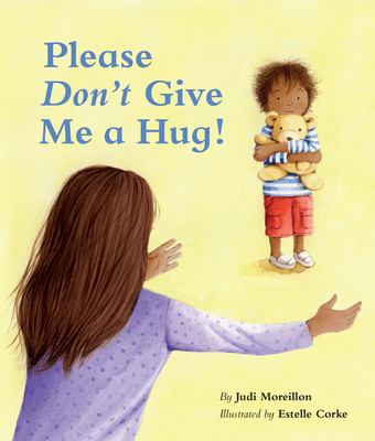 Please Don't Give Me a Hug! Cover Image
