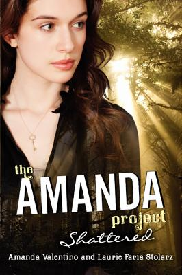 The Amanda Project: Shattered Cover Image