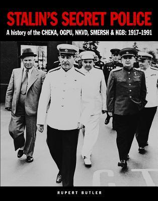 Cover for Stalin's Secret Police