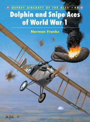 Dolphin and Snipe Aces of World War 1 Cover