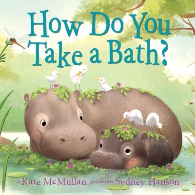 How Do You Take a Bath? Cover Image