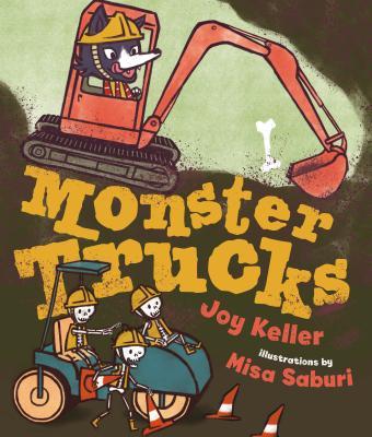 Cover for Monster Trucks