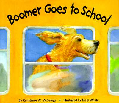 Boomer Goes to School Cover