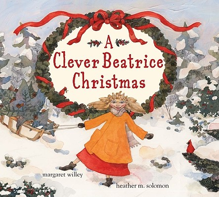 A Clever Beatrice Christmas Cover