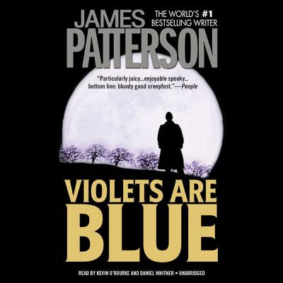 Violets Are Blue Lib/E (Alex Cross Novels #2) Cover Image