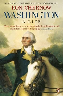 Washington: A Life. Ron Chernow Cover Image