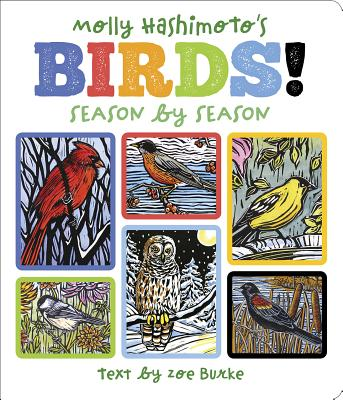 Molly Hashimoto's Birds!: Season by Season Cover Image