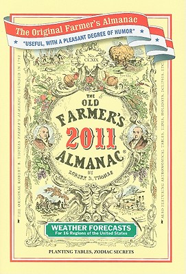 The Old Farmer's Almanac 2011 Cover