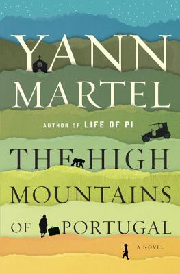 The High Mountains of Portugal Cover Image