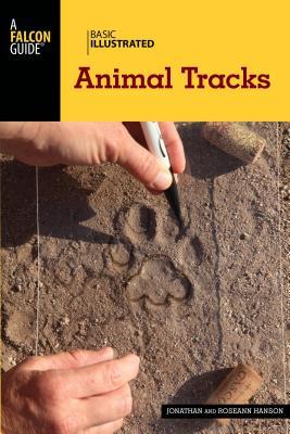 Basic Illustrated Animal Tracks Cover Image