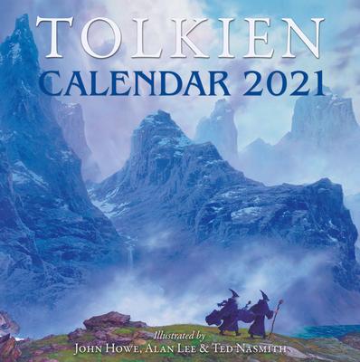 Tolkien Calendar 2021 Cover Image
