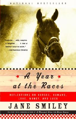 A Year at the Races book cover