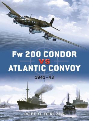 FW 200 Condor Vs Atlantic Convoy Cover