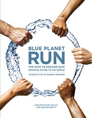 Blue Planet Run Cover