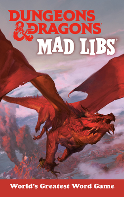 Dungeons & Dragons Mad Libs Cover Image