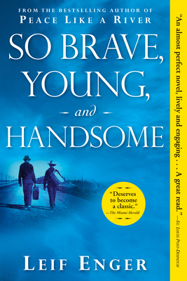 So Brave, Young, and Handsome Cover