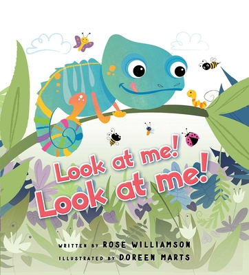 Look at Me! Look at Me! Cover Image