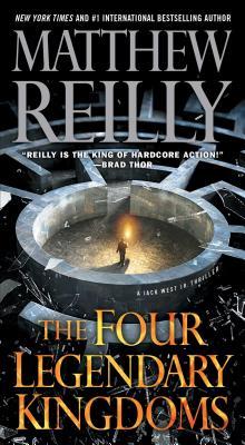 Four Legendary Kingdoms cover image