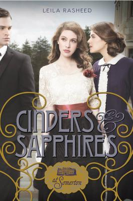 Cinders & Sapphires (At Somerton) Cover Image