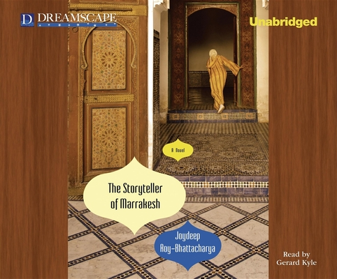 The Storyteller of Marrakesh Cover