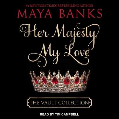 Her Majesty, My Love Lib/E Cover Image