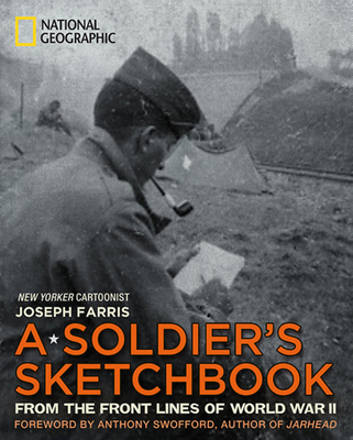 A Soldier's Sketchbook Cover
