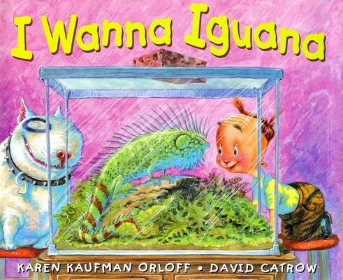 I Wanna Iguana Cover Image