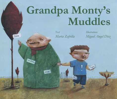 Grandpa Monty's Muddles Cover