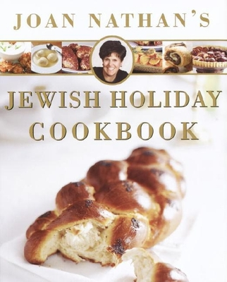 Joan Nathan's Jewish Holiday Cookbook Cover Image