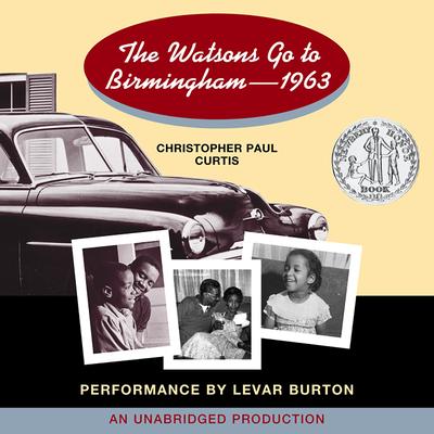 watsons go to birmingham 1963. The Watsons Go to Birmingham