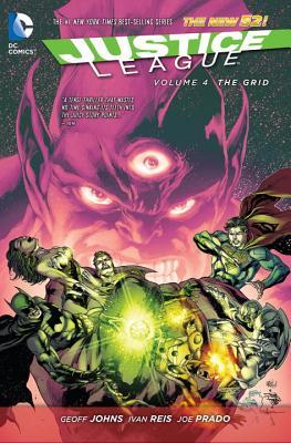 Justice League Vol. 4 Cover
