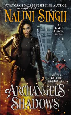 Archangel's Shadows (A Guild Hunter Novel #7) Cover Image