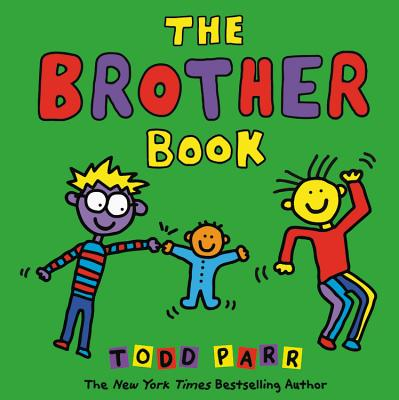 The Brother Book by Todd Parr