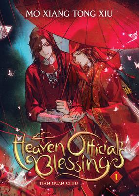 Heaven Official's Blessing: Tian Guan Ci Fu (Novel) Vol. 1 Cover Image