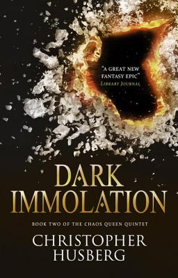 Chaos Queen - Dark Immolation (Chaos Queen 2) Cover Image