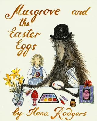 Musgrove and the Easter Eggs Cover