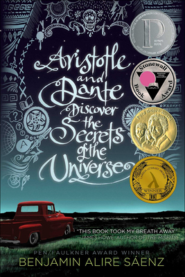 Cover for Aristotle and Dante Discover the Secrets of the Universe
