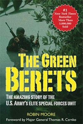 The Green Berets Cover