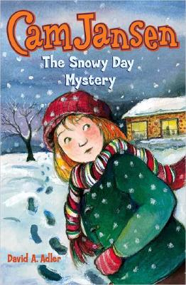 Cam Jansen: the Snowy Day Mystery #24 Cover Image