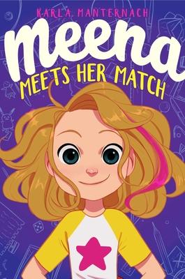 Meena Meets Her Match (The Meena Zee Books) Cover Image