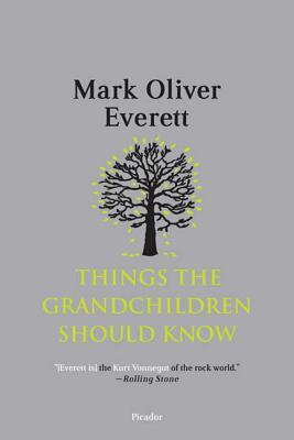 Cover for Things the Grandchildren Should Know