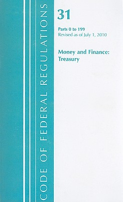 Money and Finance: Treasury Parts 0 to 199 Cover Image