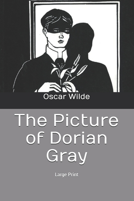 The Picture of Dorian Gray: Large Print Cover Image