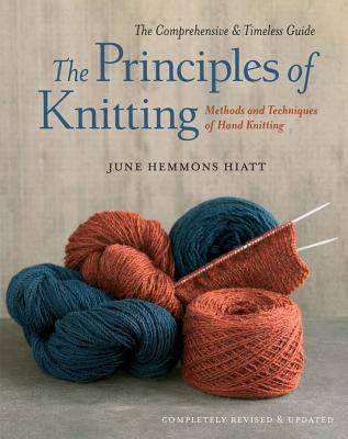 The Principles of Knitting Cover