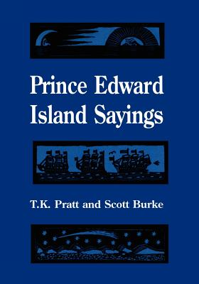 Prince Edward Island Sayings (Heritage) Cover Image