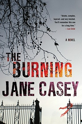 The Burning Cover