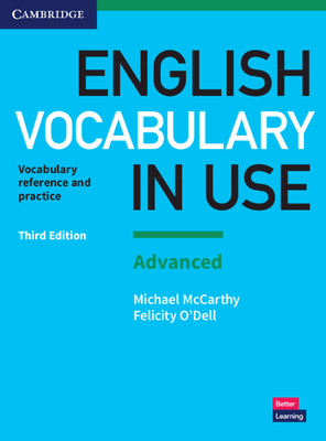 English Vocabulary in Use: Advanced Book with Answers: Vocabulary Reference and Practice Cover Image