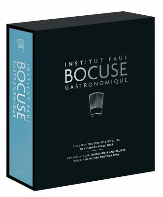 Institut Paul Bocuse Gastronomique: The definitive step-by-step guide to culinary excellence Cover Image