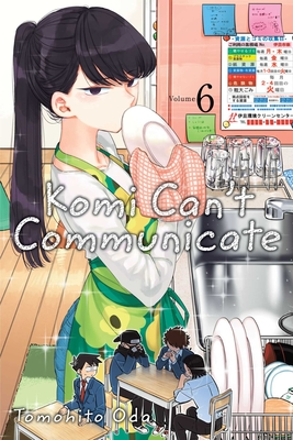 Komi Can't Communicate, Vol. 6 (Komi Can't Communicate #6) Cover Image
