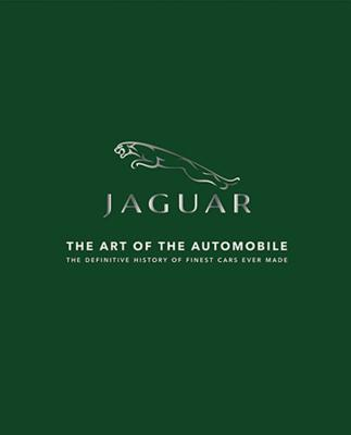Jaguar: The Art of the Automobile Cover Image
